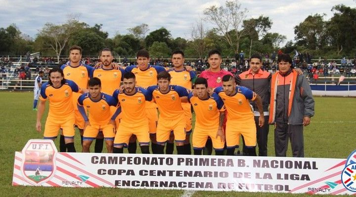 Athletic es el primer finalista de la Copa Centenario de la Liga Encarnacena de Fútbol