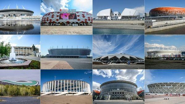 ¿En qué se convertirán los 12 estadios del Mundial de Rusia?