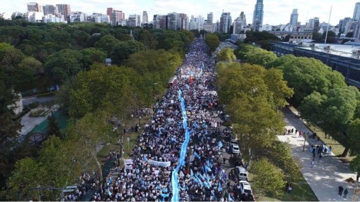 Senado argentino dice «no» al aborto legal