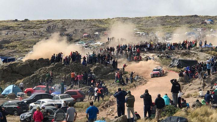 Invitan al Rally Mundial de Córdoba 2019