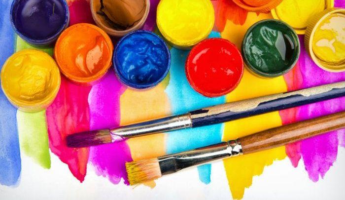 Curso Taller de Pintura para niños en Encarnación