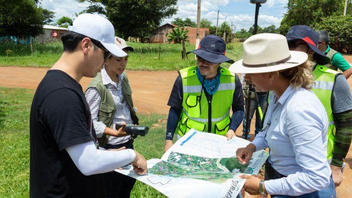 Concluyeron diagnóstico y corrección de datos catastrales en Cambyretá