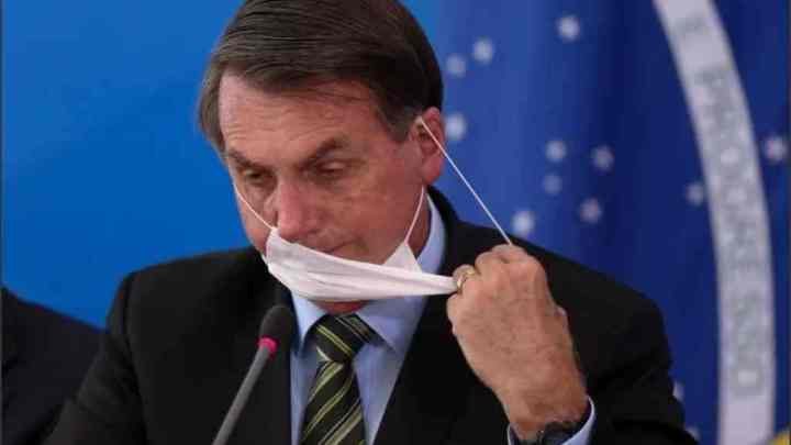 Jair Bolsonaro da positivo a prueba de COVID 19