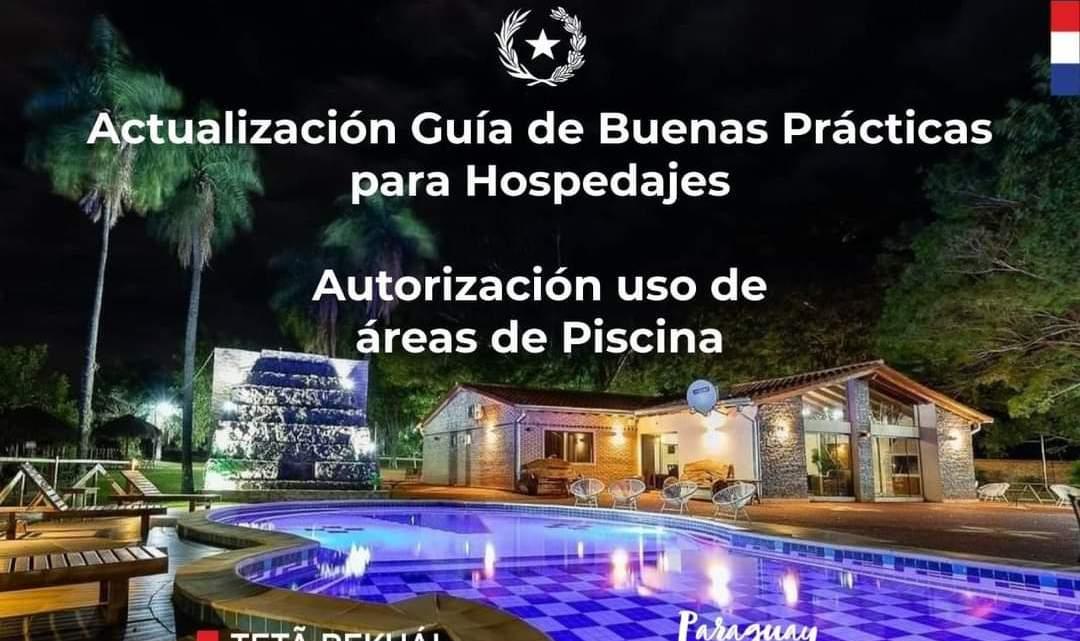 Salud autoriza el usufructo de áreas de piscina en instalaciones de hospedajes