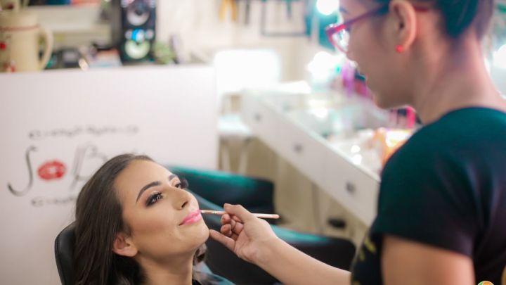 Sol Britez Make Up & Beauty Studio un lugar para resaltar tu belleza en Encarnación
