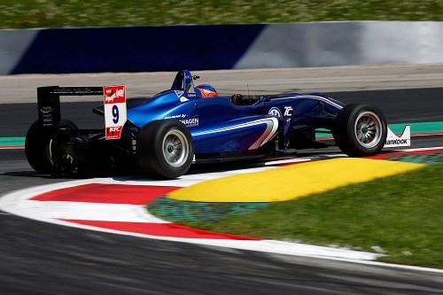 9 Tatiana Calderón (COL, Carlin, Dallara F312 – Volkswagen), FIA Formula 3 European Championship, round 8, Red Bull Ring (AUT) - 31. July - 2. August 2015