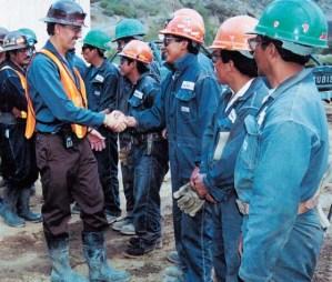 comportamiento y gestión en operaciones mineras