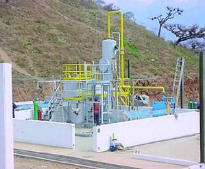 Proyecto Cajascal, propiedad de Cía Cascaminas