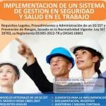 Curso sobre gestion de seguridad y salud ocupacional