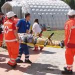 Programa, formación y equipos de primeros auxilios