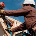 Seguridad para el trabajo con pistolas de clavos