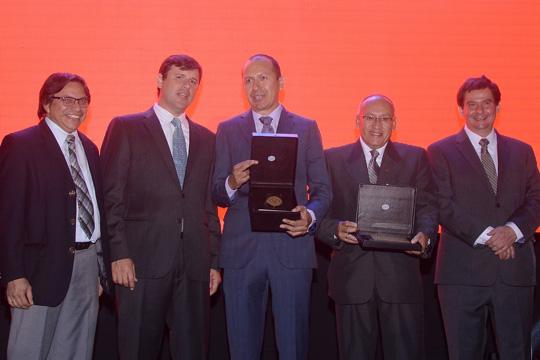 Explomin: MAPFRE entrega Premio a la Excelencia en Seguridad