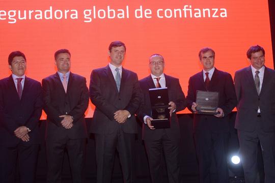 Stracon GyM: MAPFRE entrega Premio a la Excelencia en Seguridad