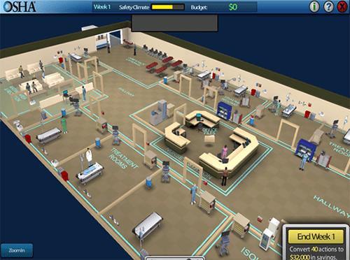 OSHA desarrolla herramienta virtual para capacitacion sobre peligros contenido 4