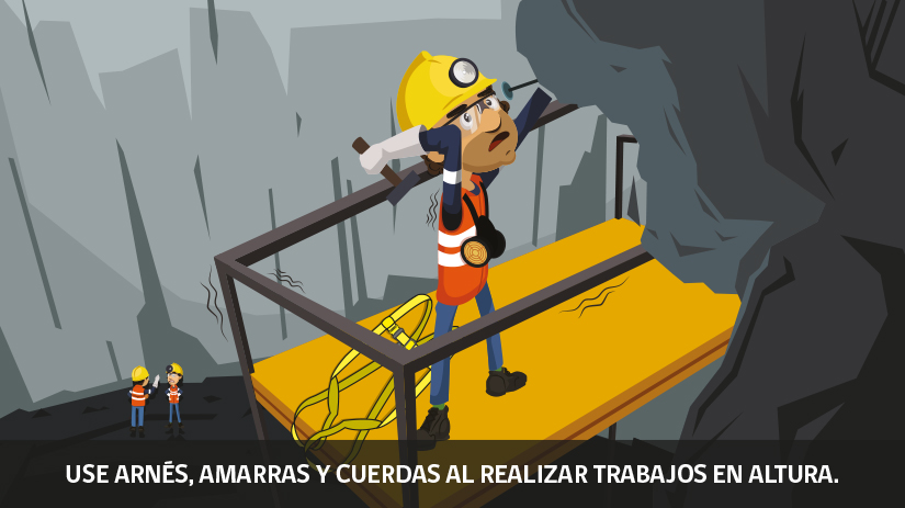 Undécima regla de oro de seguridad en Chile