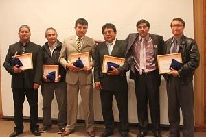 Chile: premian a trabajadores con una larga trayectoria sin accidentes