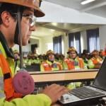 Programa de reporte de incidentes en empresas mineras de menor escala