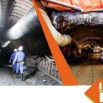 Seguridad y reducción de costos en la ventilación minera y túneles subterráneos