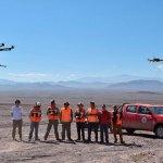 Sernageomin incorpora drones para fiscalización minera