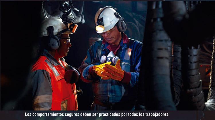 Milpo: los comportamientos seguros deben ser practicados por todos los trabajadores