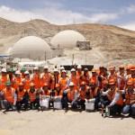 """Semana de la Seguridad de Southern Peru-Toquepala: """"Trabajar como equipo para cuidarnos"""""""