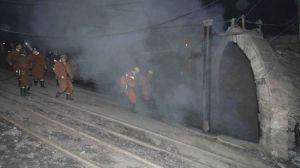 La industria minera en China vive momentos de caos, tras la reciente explosión de gas en una mina de carbón en la región central de China.
