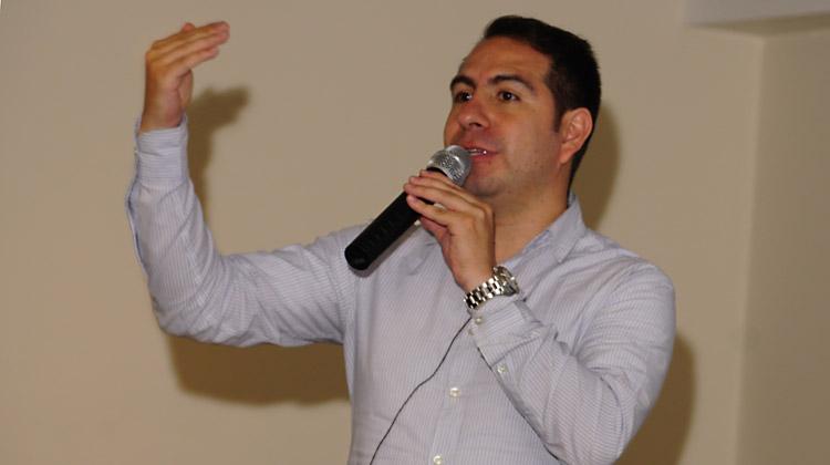 Miguel Mesa Silva, gerente de Proyectos de SoundPlan