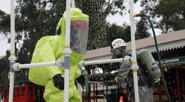 Consideraciones sobre la gestión de fugas y derrames de materiales peligrosos