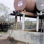 Manejo de combustibles y lubricantes en trabajos de mantenimiento