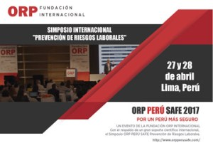 Simposio Perú Safe