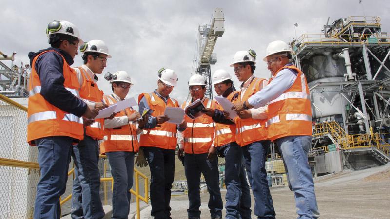 Operamos con seguridad, es el unísono entre los colaboradores en la Unidad Minera Constancia de Hudbay Perú.