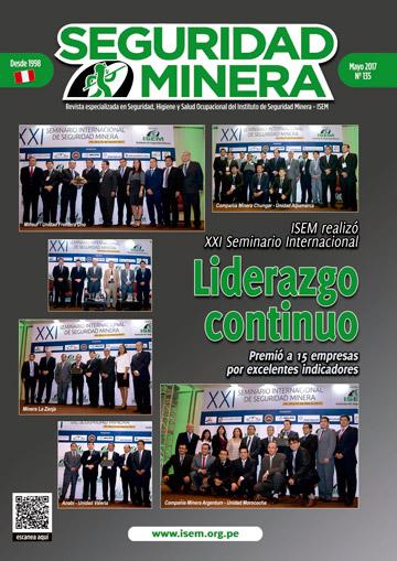 Revista Seguridad Minera