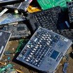 ¿En qué consiste la gestión de los residuos de aparatos eléctricos y electrónicos?