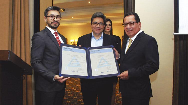 Santo Domingo Contratistas Generales presenta su nueva imagen corporativa
