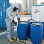 Tipos de ropa de seguridad ante peligros químicos