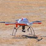 España: dron premiado como la mejor idea de vehículos en ingeniería civil