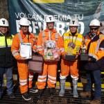 ISEM premia a supervisores de Volcan