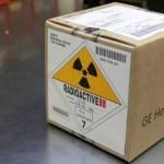 Embalaje seguro para el transporte de materiales radiactivos