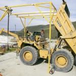 Anclajes portátiles Flexiguard para trabajos en altura