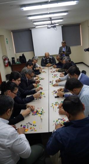 ISEM reúne a gerentes y jefes de seguridad