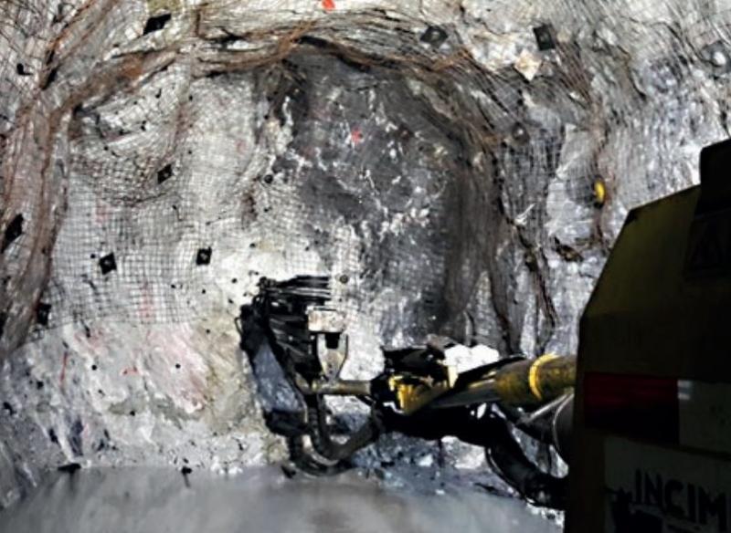 INCIMMET S.A. optimiza los avances en desarrollos y tajeos subterráneos