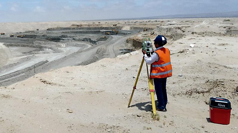 Miski Mayo utiliza dron para actividades de topografía
