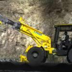 seguridad en el uso del equipo desatador de roca o scaler