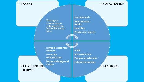 Modelo de interacción Estructura + Pasión