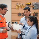 UNACEM inaugura aula interactiva para capacitación en seguridad