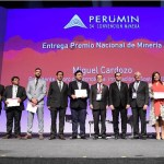 PERUMIN 34: trabajo sobre seguridad minera obtiene Premio Nacional de Minería
