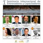 ISEM organiza primer seminario para entrenadores y capacitadores