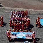Cosapi Minería supera los 5 millones de horas hombre sin accidentes incapacitantes en Shougang