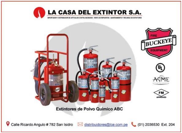 La Casa del Extintor ofrece gama completa de agentes extinguidores-2