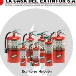 La Casa del Extintor ofrece gama completa de agentes extinguidores